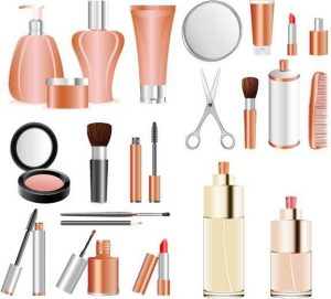 a_variety_of_cosmetics_clip_art_154688